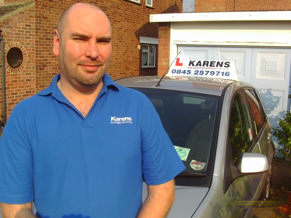 Driving Instructor in Romford